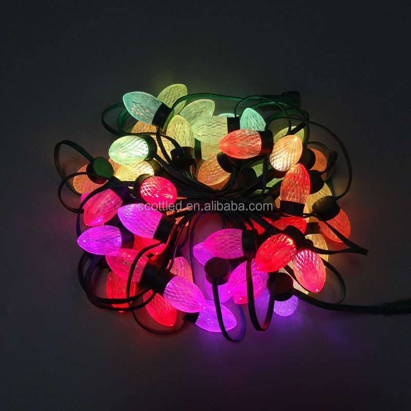 Waterproof Outdoor LED Christmas led holiday light