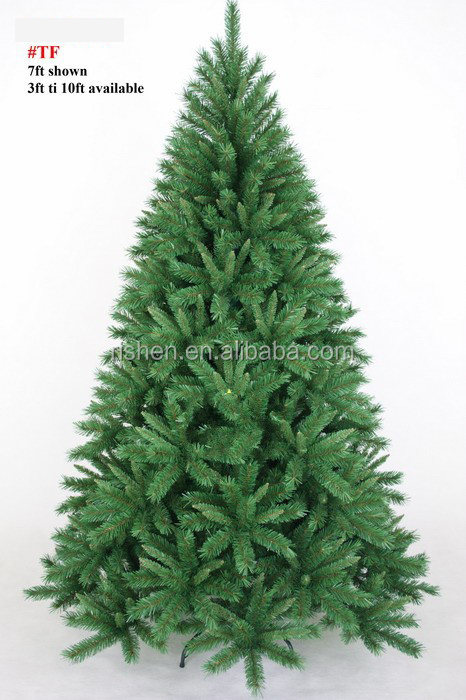 artificial christmas tree parts,christmas tree decoration,green christmas tree 6 ft