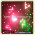 fiber optic lighting star ceiling stage curtain