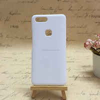 newest new arrival armor diy customed design heat print cover 3D sublimation phone case plastic case for vivo x20