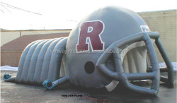 Football inflatable entrance tunnel Y5023