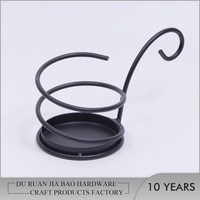 cast iron Candle Holder Candlestick Pillar Holder MH-JB1015