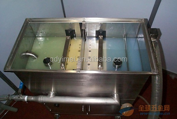Oil purifier type kitchen grease trap buy portable for Kitchen grease trap