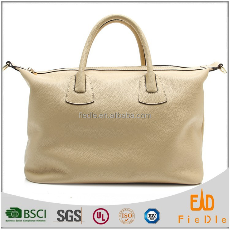 CSS1519-001 Causal gold color leather accessories Fashion italian shoes and bag set Office lady bgs women handbags