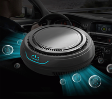 Car Air Purifier & Freshener Ionizer Oz-x6