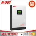 Single phase 48v 220v mppt solar charge controller inverter 5kva