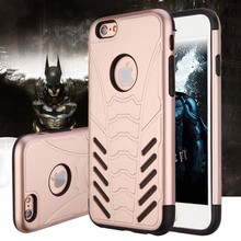 Batman design for iphone6 mobile cover, luxury phone case for iphone 6 6s