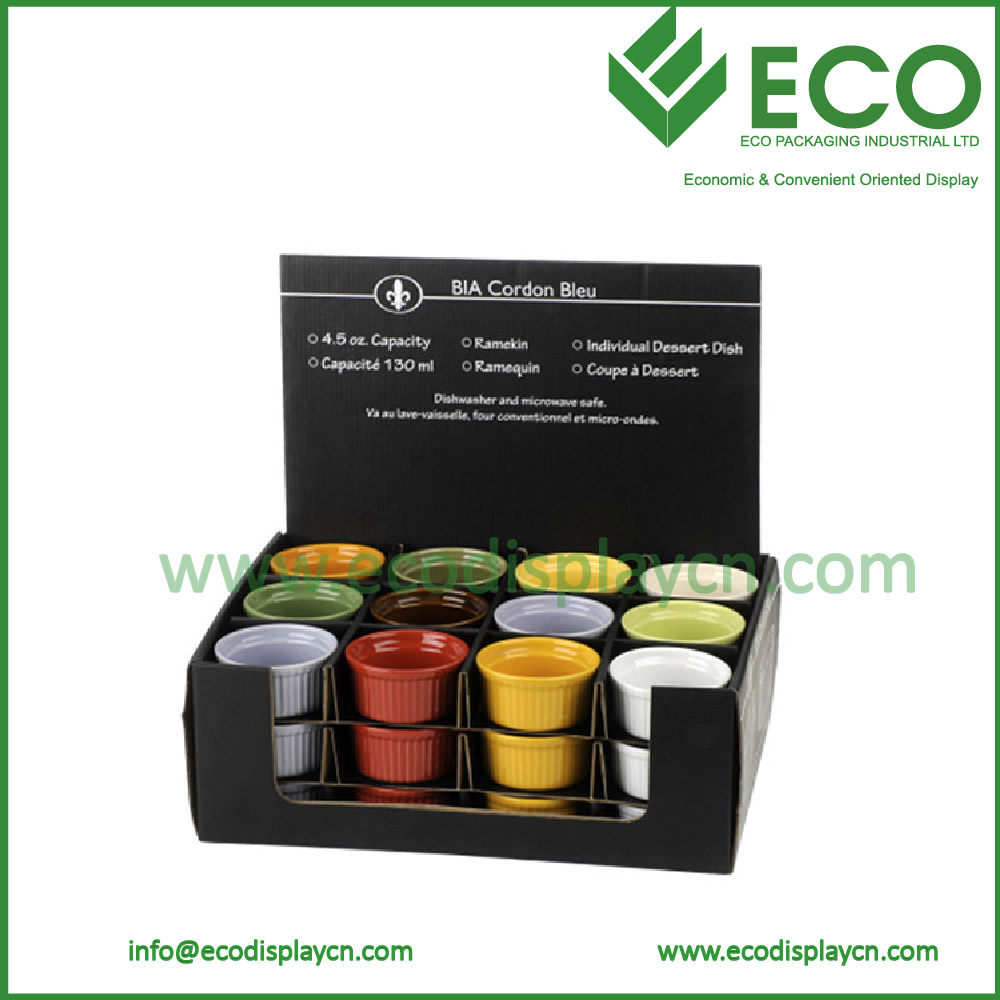 Retail Display Counter,Cardboard Counter Top Pop Display