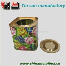 food grade tin can with food test report