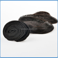 Beauty supplies in qingdao huisihair factory new premium sew in hair weave remy real 100% human hair yiwu hair 7a