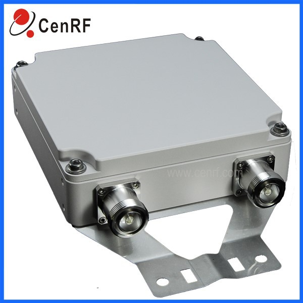 RF DCS & WCDMA DIN-Female Dual Band diplexer Combiner