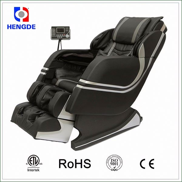 Folding 3d massage chair with fully body massage