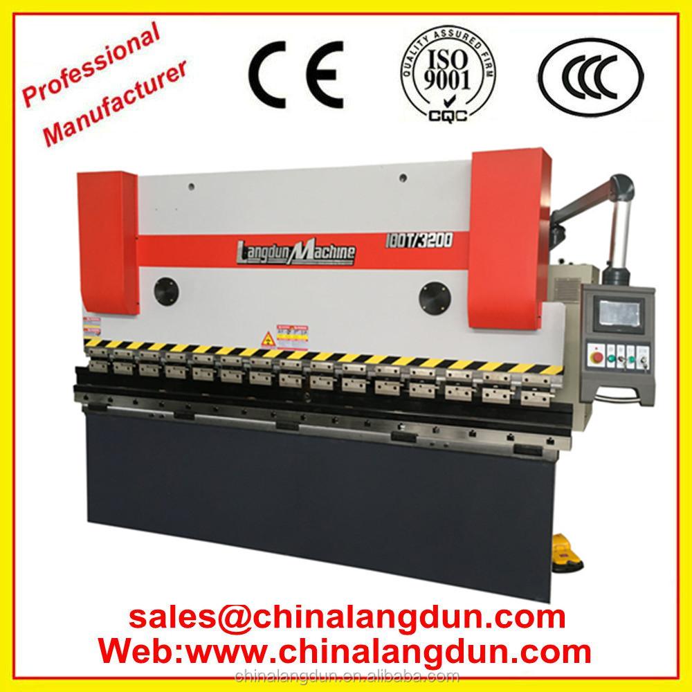 Original Manufacturer Hydraulic Bending Machine Price,Cnc ...