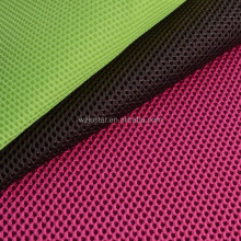 wholesale heavy polyester 3d air sandwich mesh fabric for car seat for office chair