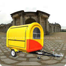 2013 Mobile Multifunctional BBQ Canteen Food Van XR-FC220 B