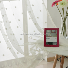 Butterfly Fashion Hot Selling Drapes sheer curtain