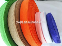 Stock Webbing PP Belt Strap Colored PP Webbing Wholesale