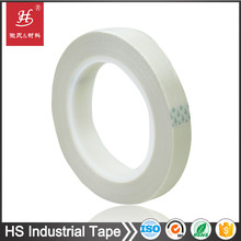 Softness White Transformer Insulation Fiber Glass Cloth Tape