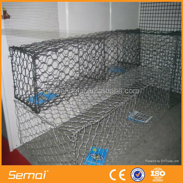High Quality Heavy Duty Hexagonal Wire Netting/Gabion Retaining Wall/Gabion
