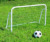Portable soccer goals with net and pvc balls football goals set