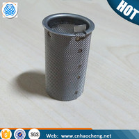 Heating resistant 100 150 micron FeCrAl wire mesh