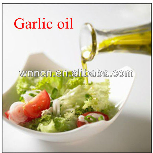 Garlic oil, allicin oil / Prevent hardening of the arteries