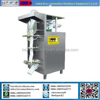 supremely accurate pure water filling&sealing machine with pump &cursor 200-500ml
