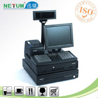 NT-A8 all in one pos cash/electronic cash register machine