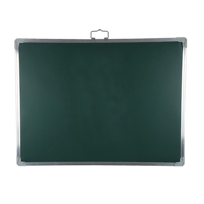 Hanging small magnetic double side green blackboard