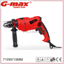 G-max 710W 13mm Hand Drilling Machine Specifications GT12300
