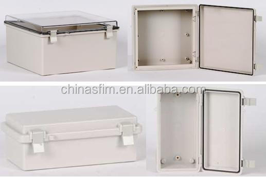 Hard electrical Plastic case safe enclosure