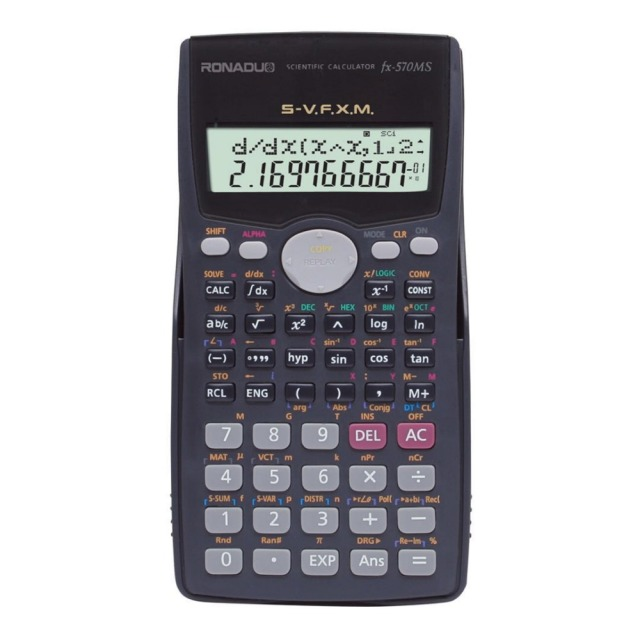 12-digital scientific calculator computer price calculator fx-570ms 401 function calculator
