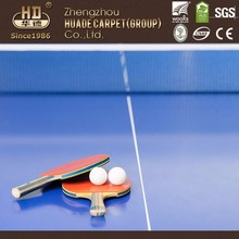 Customized badminton court table tennis pvc floor