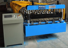 ibr high rib roof sheet metal making machine/roller former with hydraulic motor