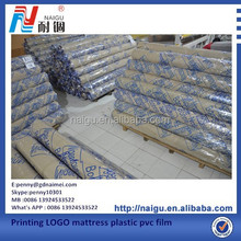 soft pvc film/pvc plastic film/indian blue film for industry