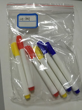 disappearing ink filled with whiteboard marker pen, with invisible ink refill, CH-6007