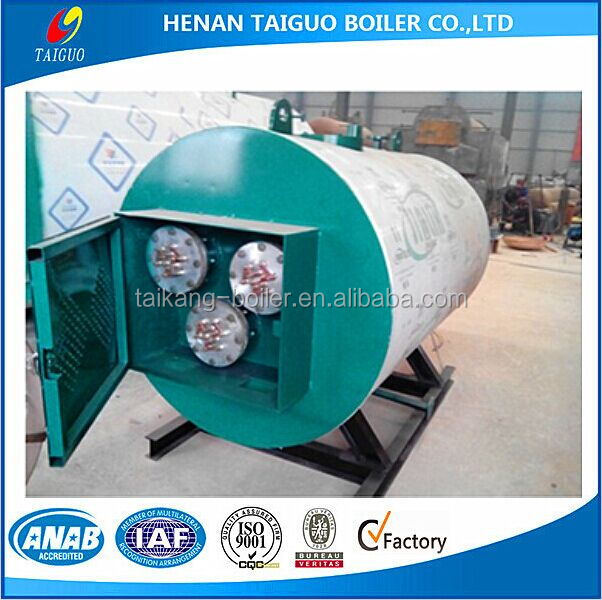 high quality small cheap industrial electric heating steam boilers