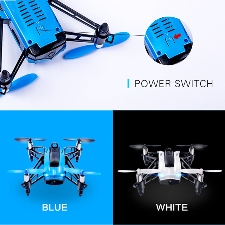 Flytec X-Copter T12S Mini Dron 0.3MP HD Camera Beginner WIFI FPV Altitude Hold Racing Drone VS Parrot Mambo RC Drone