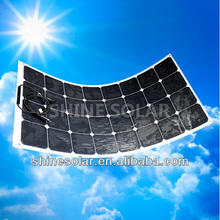 12v semi flexible solar panel 60w,80w,100w ,120w,140w,150w,170w,200w,300w,330w