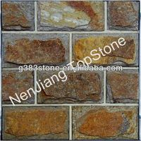 decorative garden natural brick
