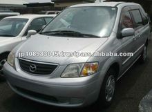 Japanese used cars Mazda MPV Mazda 8 Japanese cheap SUV
