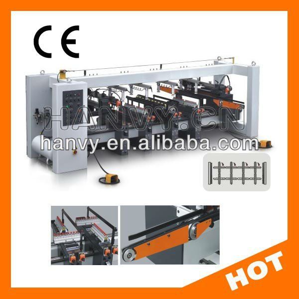 Multi Heads Boring Machine for furniture