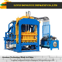 automatic brick manufacturing plant qt4-15 Linyi dongyue imp&exp co.,ltd