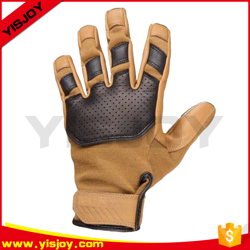 2017 military tactical gloves real leather police tactical gloves