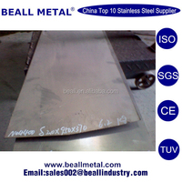 Ultrasonic Testing No1 Finish 410 420 430 Stainless Steel Plate Price
