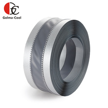 Custom HVAC System Polyester Vinyl Silicone Canvas Neoprene Flexible Air Duct Connector
