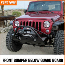 Car Front Bumper for Jeep Wrangler 07-17