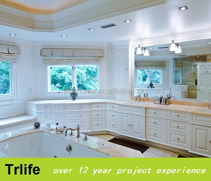 Trlife EV-03 antique and luxurious bathroom vanity cabinet