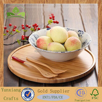 wooden table fruits plate, wooden fruits tray