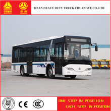 NEW Comfortable Howo 55 seats public transport bus